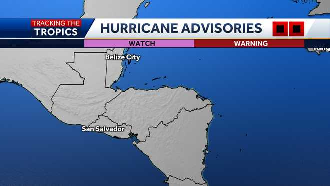 Hurricane Advisories
