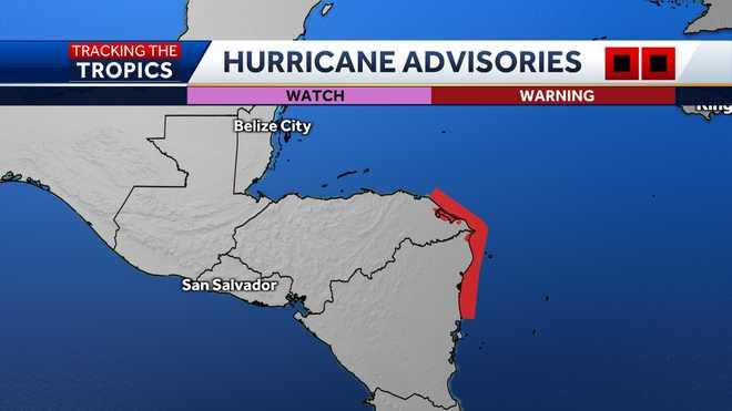 Hurricane Advisories